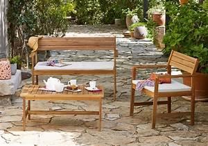 Salon De Jardin La Redoute : salon de jardin pas cher notre s lection de meubles ~ Preciouscoupons.com Idées de Décoration
