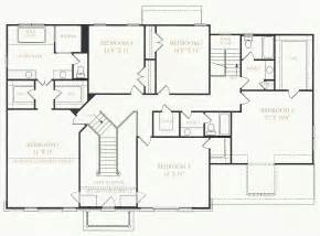floor plans the hamilton model oak hill properties