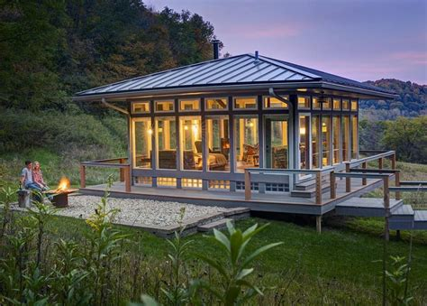 glass cabin wisconsin you can stay at a glass cabin in wisconsin