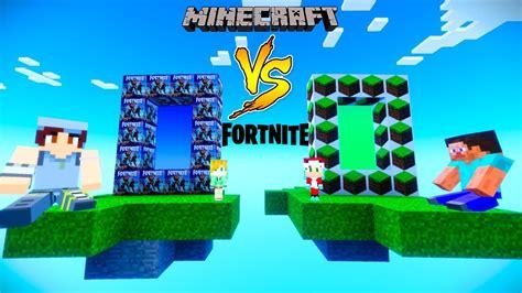 portal de fortnite  portal de minecraft  vita