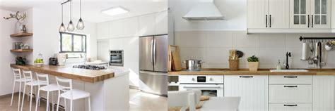 make small kitchen bigger 8 ways to make a small kitchen look bigger