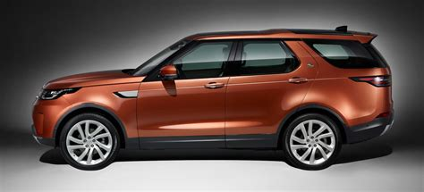 New Land Rover Discovery: full 7-seater, 480 kg lighter ...