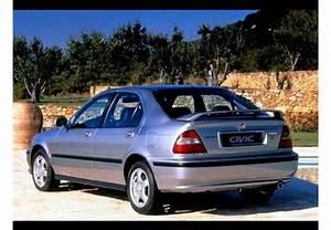 Fiche Technique Honda Civic : fiche technique honda civic civic a 1995 ~ Medecine-chirurgie-esthetiques.com Avis de Voitures