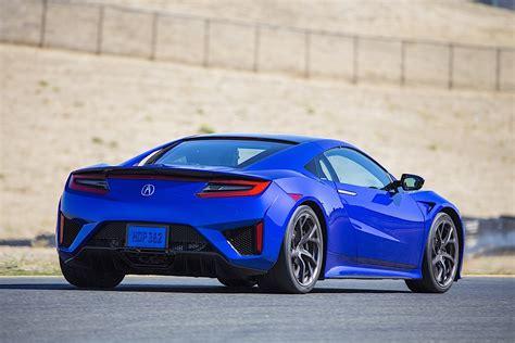 Acura Car : Acura Nsx Specs & Photos