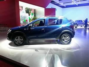 Concessionnaire Dacia Paris : dacia sandero stepway mondial de paris 3 auto news dz ~ Gottalentnigeria.com Avis de Voitures