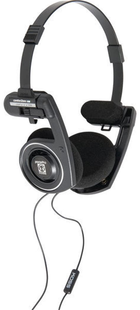 casque audio koss iportapro