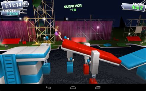 wipeout tv games play fun android