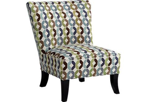 statesville teal accent chair accent chairs blue