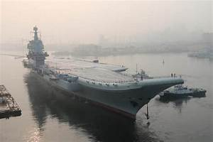China First Home-built Aircraft Carrier Completes Sea ...
