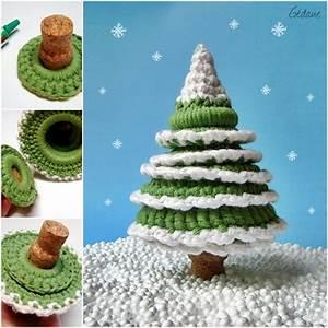 Tuto Sapin De Noel Au Crochet : tuto sapin au crochet g dane bretzels ~ Farleysfitness.com Idées de Décoration