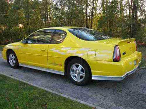 auto air conditioning service 2002 chevrolet monte carlo on board diagnostic system purchase used 2002 chevy monte carlo ss pace car limited edition in amityville new york united