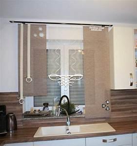 Gardinen Häkeln Modern : modern sliding curtains in 2019 k che gardinen k che vorh nge k che und gardinen k che ideen ~ Watch28wear.com Haus und Dekorationen