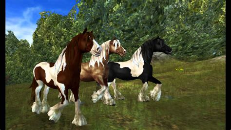 stable horses star tinker games starstable wallpapers free2play gaming play related