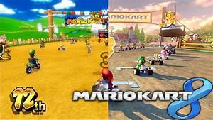 Mario Kart Wii U : see the difference between mario kart wii and wii u boxmash ~ Maxctalentgroup.com Avis de Voitures