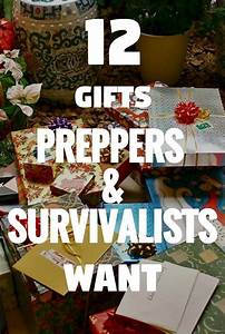 12 Practical Christmas Gifts For The Prepper And