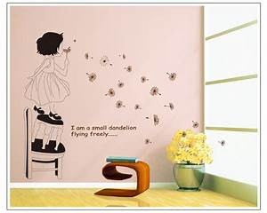Wall decor for kitchen kitchen white wooden cabinet for Kitchen cabinets lowes with wall sticker art for kids