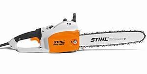 Tronconneuse Stihl Electrique Batterie : mse 250 c q tron onneuse lectrique ~ Premium-room.com Idées de Décoration