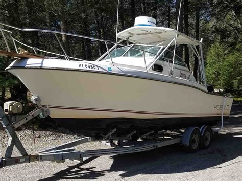 Robalo Boats Cuddy Cabin by The Hull Boating And Fishing Forum View Single