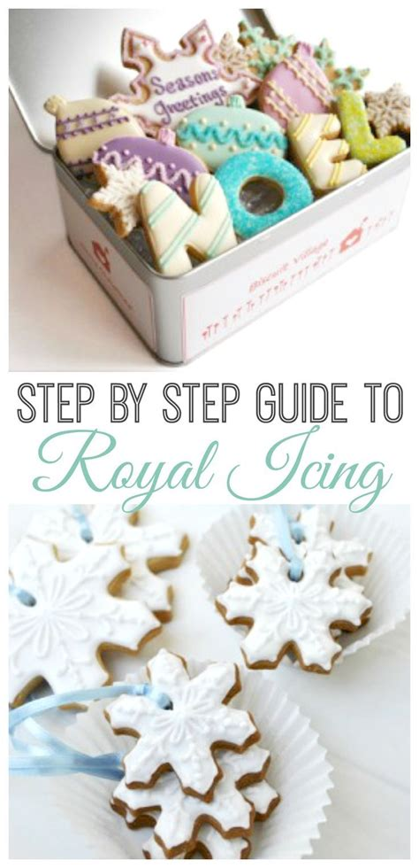 ideas  royal icing decorations  pinterest