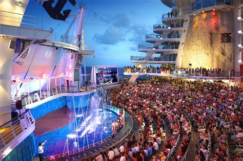 days  harmony aquatheater shows royal caribbean blog