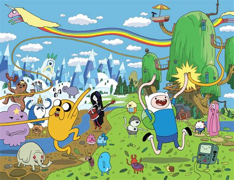 TAG Sessions: Game Idea: Adventure Time Advanced