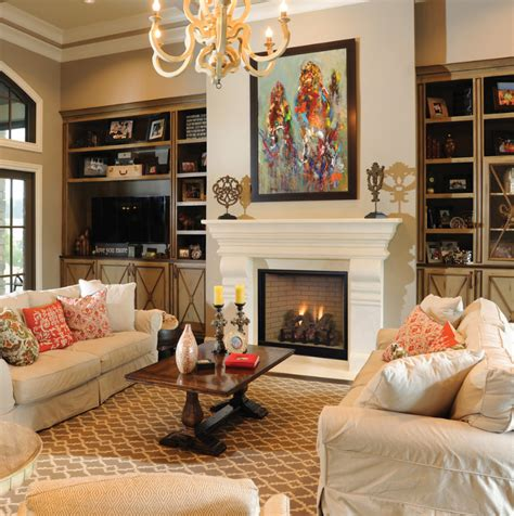 40780 traditional living room ideas with fireplace and tv use underfloor heating to make your home feel luxurious