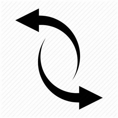 Arrow Reverse Flip Icon Direction Flipping Move