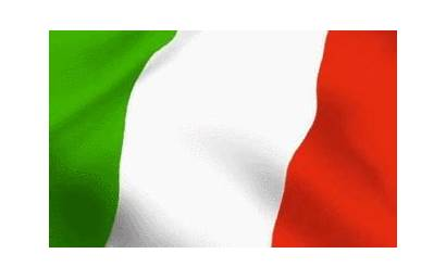Flag Italy Gifs Waving Animated Wave Flags