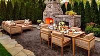 back patio ideas 30 Ideas for Outdoor Dining Rooms (Patio Ideas, Backyard ...