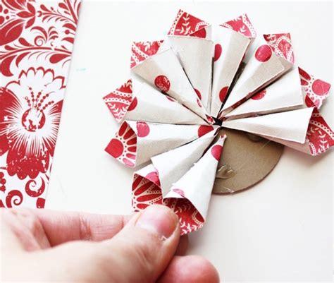 comment faire des decoration de noel en papier deco de noel a faire soi meme en papier