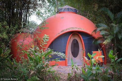 are the styrofoam dome homes as durable as the monolithic domegaia durable lightweight aircrete for diy domes