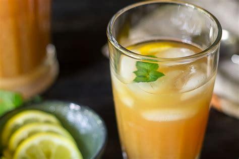 fruit tea recipe refreshing fruit tea recipe