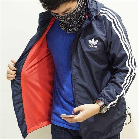 jual beli jaket adidas jaket parasut jaket limited