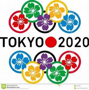 Tokyo Olympics 2020 Logo Editorial Photography - Image ...