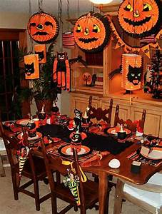 Ideen Für Halloween : 24 verbl ffende ideen f r partydeko ~ Frokenaadalensverden.com Haus und Dekorationen