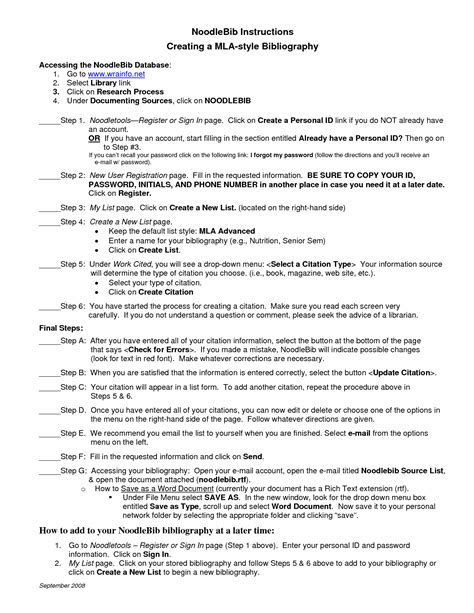 mla annotated bibliography template 13 best images of mla works cited worksheet works cited book exles of mla format works