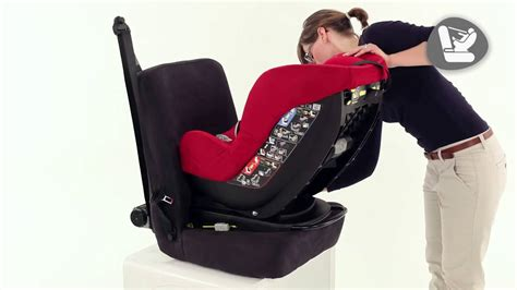 installer un siege auto bebe confort installation du siège auto groupes 0 et 1 milofix de bebe