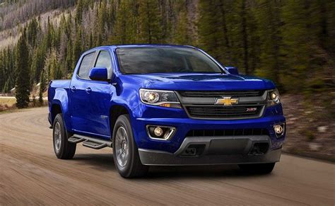 2023 Chevy Colorado Diesel Price, Specs And Towing