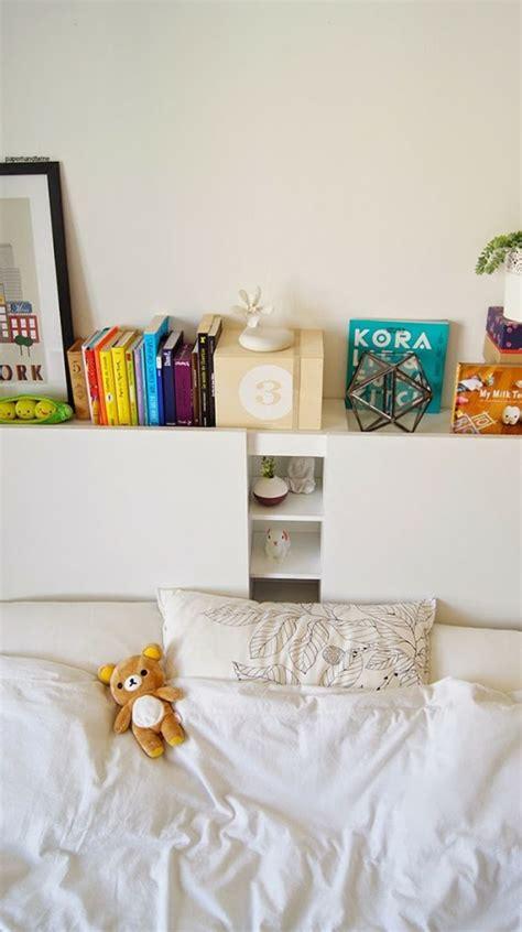 chambre enfant gain de place tte de lit avec rangement gain de place et dcoration with