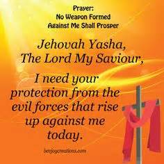 no weapon formed against me shall prosper isaiah 54 healing
