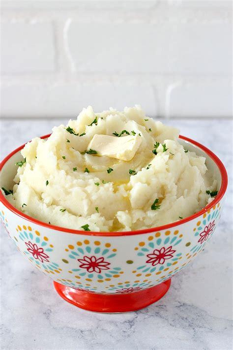 instant pot mashed potatoes instant pot mashed potatoes recipe crunchy creamy sweet