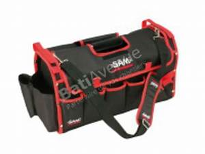 Caisse à Outils Vide : sam outillage caisse a outils textile vide 550 mm grand ~ Dailycaller-alerts.com Idées de Décoration