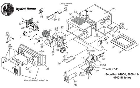 Atwood 8525 Rv Furnace Wiring Diagram by Atwood Hydro Furnace Wiring Diagram Efcaviationcom