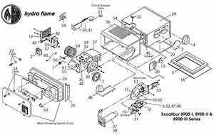 Atwood Hydro Flame Furnace Wiring Diagram Efcaviationcom  Atwood 8525 Furnace Parts