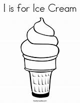 Coloring Ice Cream Pages Cube Ii Twistynoodle Template Printable Cone Noodle Twisty Colouring Abc Cursive Outline Starts Activities Sticks Eat sketch template
