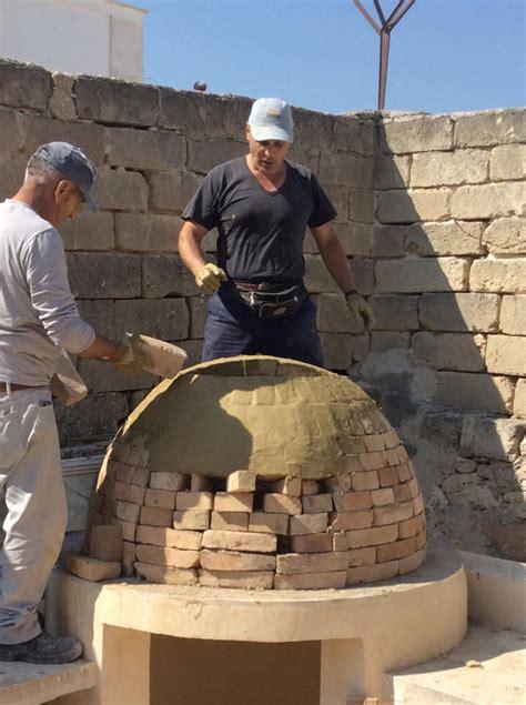 volta a cupola forno a cupola per pane e pizza