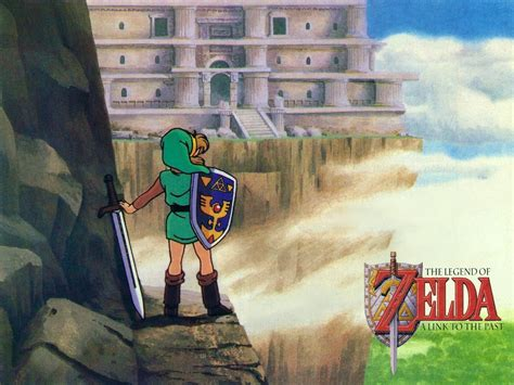 Would You Like A Link To The Past 3d Remake Ign Boards