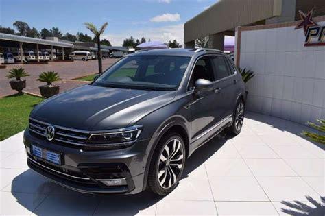tiguan 2018 r line 2018 vw tiguan 2 0tdi 4motion highline r line crossover suv diesel awd automatic cars