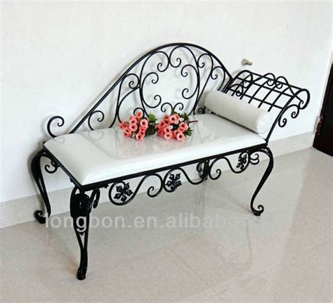 2015 top selling indoor wrought iron chairs