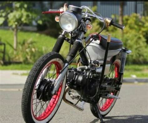 21 Best Postie Bike Mods Images On Pinterest